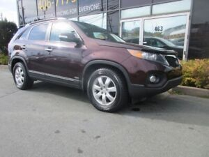2011 Kia Sorento V6 AWD LX W/ ALLOYS BLUETOOTH HEATED FRONT SEAT