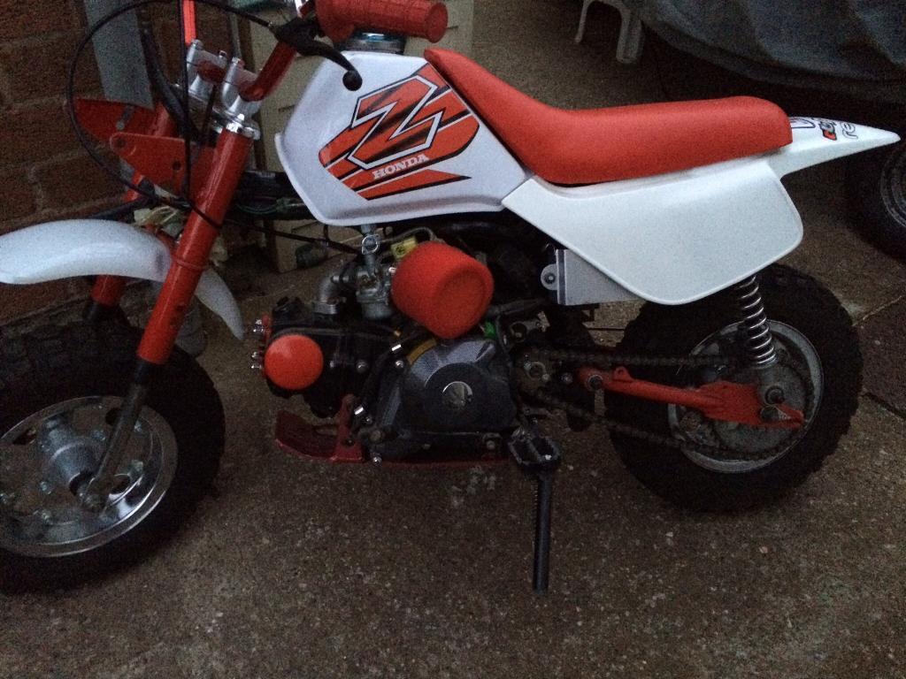 50cc Honda Monkey Bike