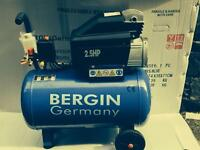 Brand new bergin 50ltr compressor
