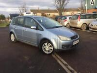 2006 FORD FOCUS C-MAX AUTOMATIC GEARBOX 2.0 PETROL- FULL SRVICE HISTORY-COMES WITH 3 MONTHS WARRANTY