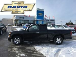 2010 Chevrolet Colorado LT EXT 2WD SHRT, ALLOYS, AC, KEYLESS, LO