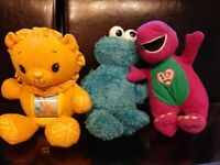 Talking/singng baby toys *collection only*