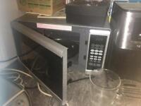 Microwave oven @hammersmith