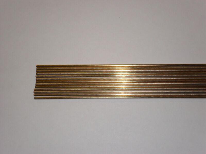 """3/32"""" Silicon Bronze Tig 36"""" Rod - 1 Lb - AWS A5.7 ERCuSi-A"""