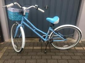 Girls Victoria Pendleton bike