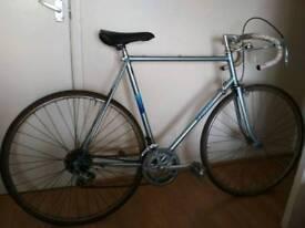 Raleigh spirit racing bike vintage