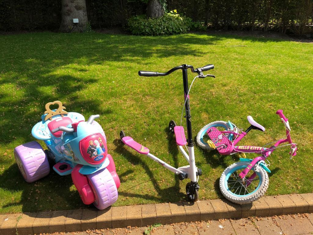 Outdoor Toys For Girls : Girls outdoor toys job lot in sale manchester gumtree