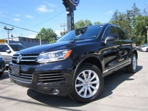 2011 Volkswagen Touareg 3.6L~NAVIGATION~REAR DVDS~PANORAMA ROOF