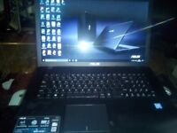 Asus 17'' laptop only 18 months old