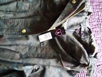 Womans coat new with tag size 8