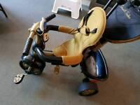 SmarTrike Dream 4 in 1 Touch Steering Trike - Gold
