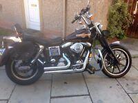 Harley Dyna Low Rider 1340