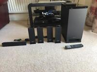 Sony HTAS-5 home cinema 5.1 1000watts