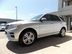 2014 Mercedes-Benz M-Class ML350, Parktronic, Camera 360 degres,