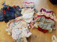 Baby girls bundle 6-9months