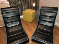 Rocker Curve Gaming Chairs