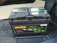 Car battery Halfords HLB678 - £30