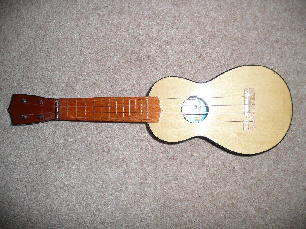Childrens' Wooden Guitar