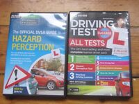 DRIVING TESTS DVD&HAZARD PERCEPTION
