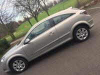 Vauxhall Astra Hatchback (2007 H 1.6 i 16v Design Sport Hatch manual 3dr