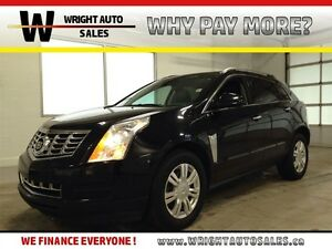 2014 Cadillac SRX LUXURY| LEATHER| NAVIGATION| SUNROOF| 77,409KM