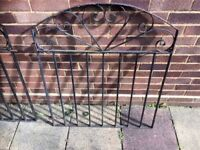 2 exterior gates for sale