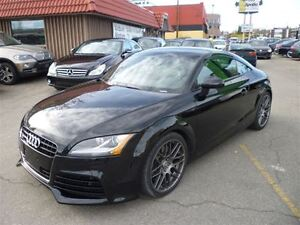 2008 Audi TT 3.2 QUATTRO/LEATHER/ALLOYS/B.C CAR!