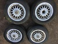 BMW E30 BBS Alloy Wheels