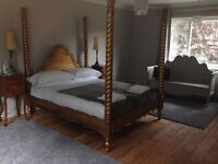 Large Double Room with En Suite to Rent East Cliff Suit Executive