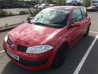 2005 Renault Megane PERFECT Drive MOT. TAX. WARRANTY