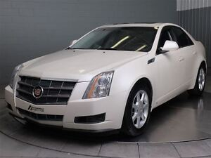 2008 Cadillac CTS AWD AC MAGS TOIT PANORAMIQUE CUIR