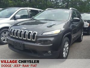 2016 Jeep Cherokee 4X4 NORTH V6, ColdWeather Group, BackUp Camer