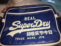 SUPERDRY VINTAGE LOOK ACROSS THE BODY MAN BAG