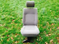 Vw t4 Caravelle seat.