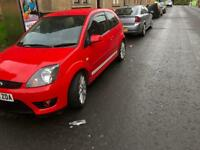 2008 fiesta st only covered 80k runs and drives perfect mot end of summer may swap or px for