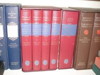 Folio Society Book Set - Winston S Churchill - A History Of The English Speaking Peoples