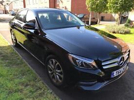 MERCEDES BENZ c220 bluetec sport