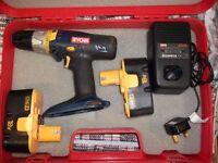 ryobi 18v hammer drill