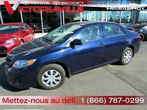 2012 Toyota Corolla CE Complet  Toujours sous Garantie