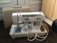 New Home (Janome) 690 Electric Semi Industrial Sewing Machine (Spares)