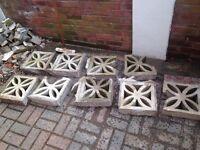 FREE: Bricks, rubble and decorative bricks