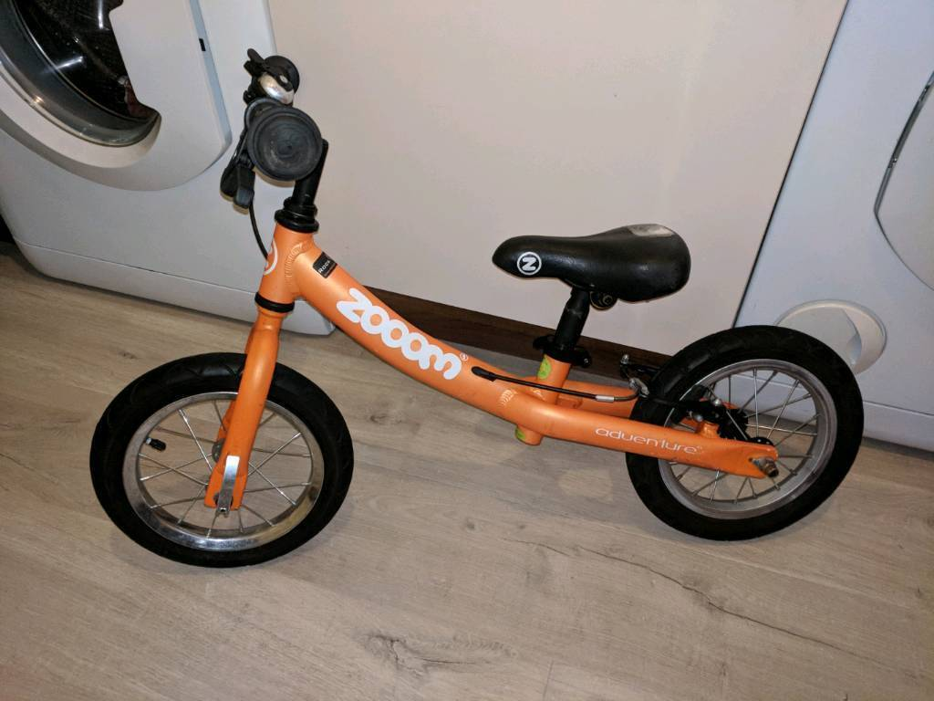 Adventure Zooom Beginner Balance Bike