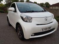Toyota IQ2 VVT-I Long MOT Road Tax Nil