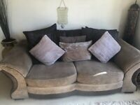 3+2 seater settees in great condition