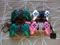 Official Sony PS1/PS2 Pads, £5 each