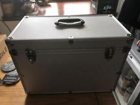 Metal storage/vanity case