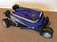 Quinny Zapp Xtra2 Stroller/Travel System with Maxi-Cosi Adaptors