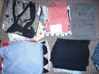 Huge bundle/job lot of 30 ladies clothes size 14. Clean and good condition. Good brands. For resale.