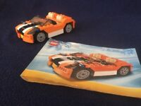 Lego 31017 complete with instructions