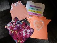Girls clothing summer bundle 8-9 years